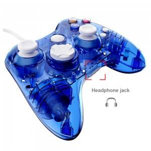 How to set up Win7 game controller