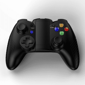 The history of game controllers