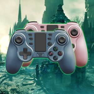 What are the classification and introduction of gamepads